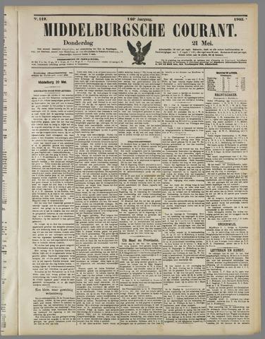 Middelburgsche Courant 1903-05-21