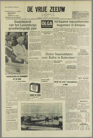 de Vrije Zeeuw 1967-09-13