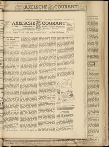 Axelsche Courant 1947-01-25