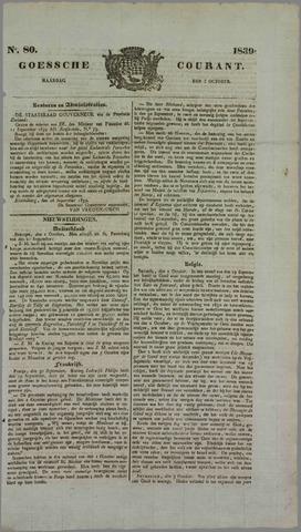 Goessche Courant 1839-10-07