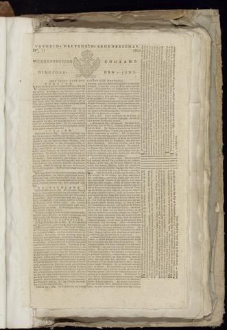 Middelburgsche Courant 1800-06-10