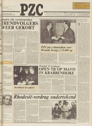 Provinciale Zeeuwse Courant 1979-12-22