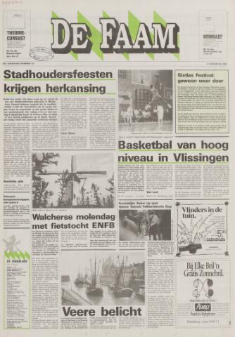 de Faam en de Faam/de Vlissinger 1992-08-12