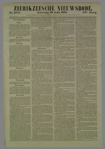 Zierikzeesche Nieuwsbode 1888-07-28