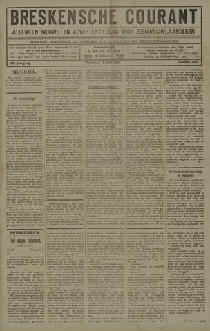 Breskensche Courant 1923-04-11