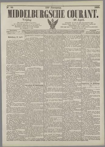 Middelburgsche Courant 1895-04-26