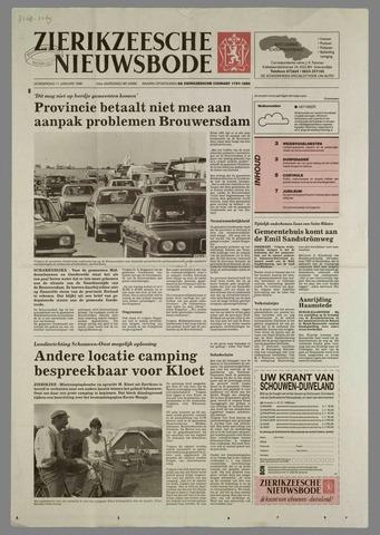 Zierikzeesche Nieuwsbode 1996-01-11
