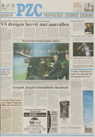 Provinciale Zeeuwse Courant 1998-10-02