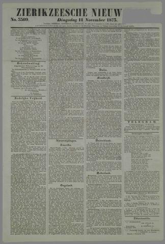 Zierikzeesche Nieuwsbode 1873-11-11