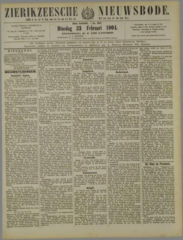 Zierikzeesche Nieuwsbode 1904-02-23