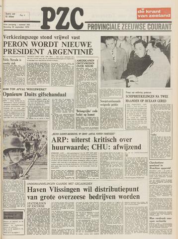 Provinciale Zeeuwse Courant 1973-09-24