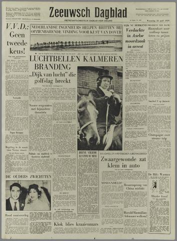 Zeeuwsch Dagblad 1959-04-22