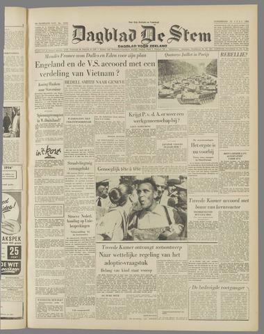 de Stem 1954-07-15