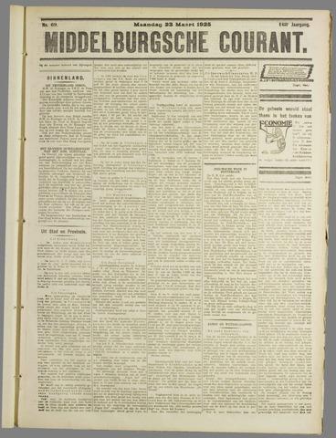 Middelburgsche Courant 1925-03-23