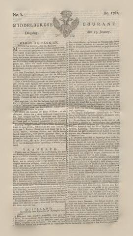 Middelburgsche Courant 1762-01-19