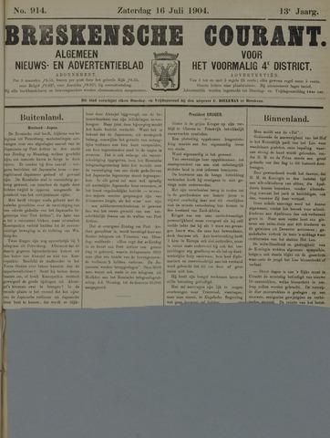 Breskensche Courant 1904-07-16