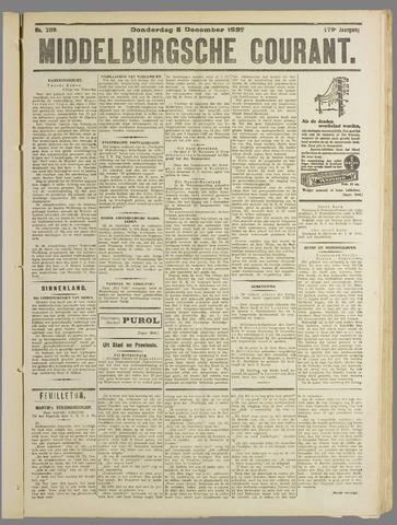 Middelburgsche Courant 1927-12-08