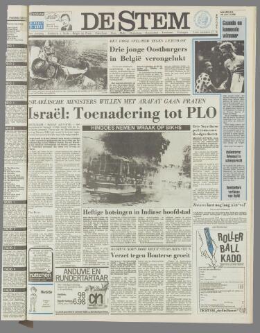 de Stem 1986-07-28
