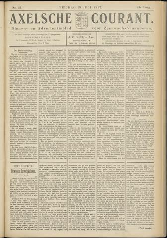 Axelsche Courant 1927-07-29