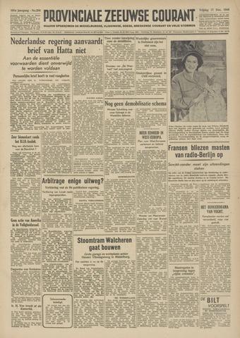 Provinciale Zeeuwse Courant 1948-12-17