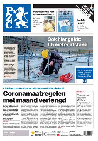 Provinciale Zeeuwse Courant 2020-03-31