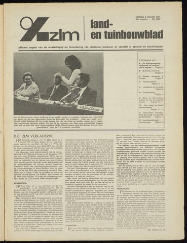 Zeeuwsch landbouwblad ... ZLM land- en tuinbouwblad 1971-01-08