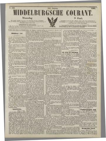 Middelburgsche Courant 1902-06-09