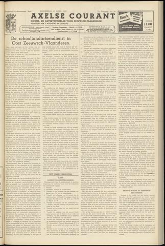 Axelsche Courant 1957-04-17