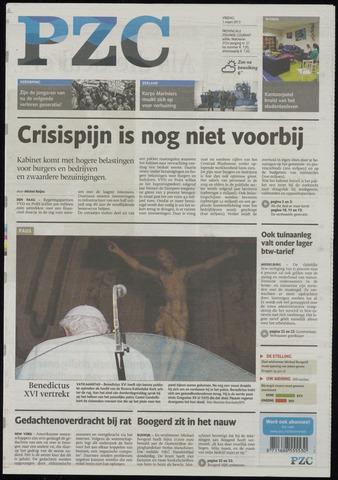 Provinciale Zeeuwse Courant 2013-03-01