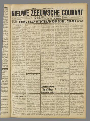 Nieuwe Zeeuwsche Courant 1933-03-21