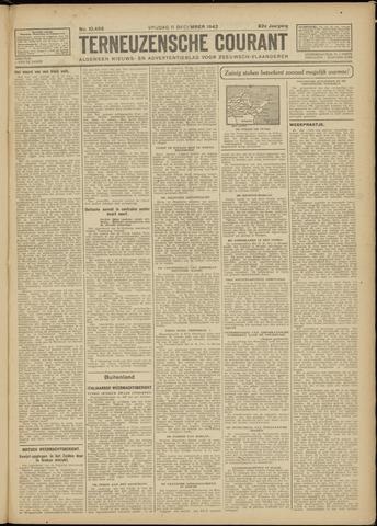Ter Neuzensche Courant. Algemeen Nieuws- en Advertentieblad voor Zeeuwsch-Vlaanderen / Neuzensche Courant ... (idem) / (Algemeen) nieuws en advertentieblad voor Zeeuwsch-Vlaanderen 1942-12-11