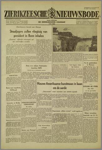 Zierikzeesche Nieuwsbode 1959-08-20
