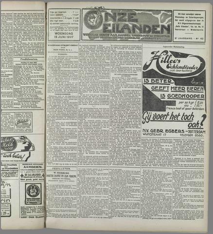 Onze Eilanden 1927-06-15