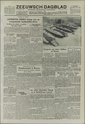 Zeeuwsch Dagblad 1952-10-21
