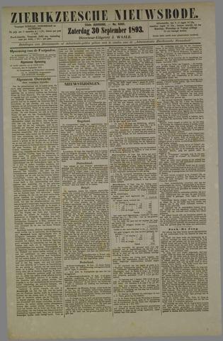 Zierikzeesche Nieuwsbode 1893-09-30