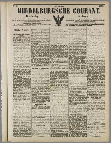 Middelburgsche Courant 1903-01-08
