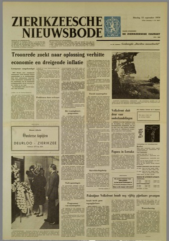 Zierikzeesche Nieuwsbode 1970-09-15
