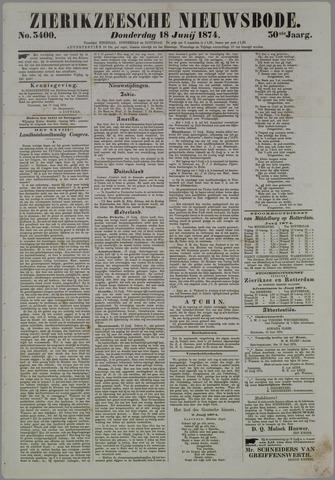 Zierikzeesche Nieuwsbode 1874-06-18