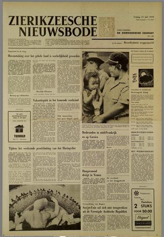 Zierikzeesche Nieuwsbode 1970-07-17