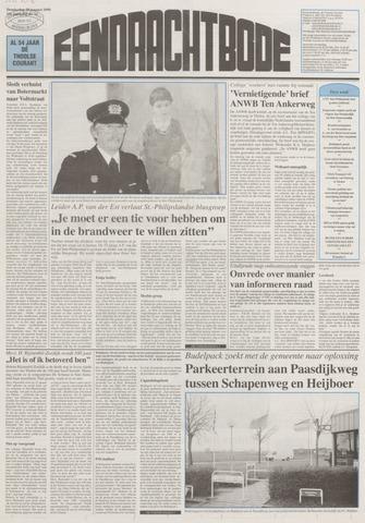 Eendrachtbode (1945-heden)/Mededeelingenblad voor het eiland Tholen (1944/45) 1999-01-28