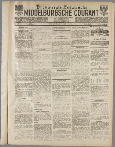 Middelburgsche Courant 1932-05-09