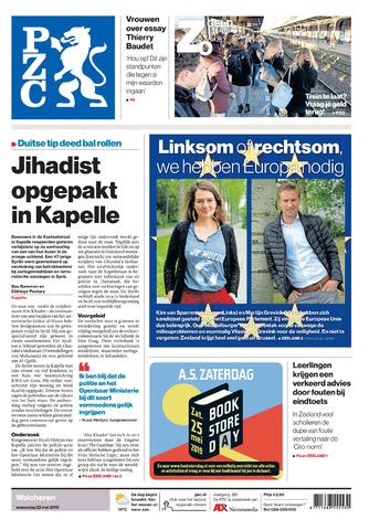 Provinciale Zeeuwse Courant 2019-05-22