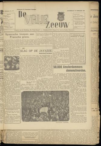 de Vrije Zeeuw 1946-02-28