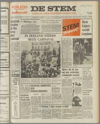 de Stem 1975-02-10