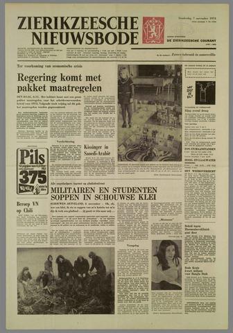 Zierikzeesche Nieuwsbode 1974-11-07