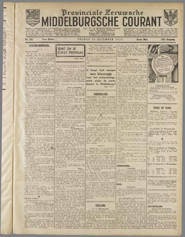 Middelburgsche Courant 1932-12-23