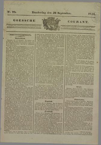 Goessche Courant 1844-09-26
