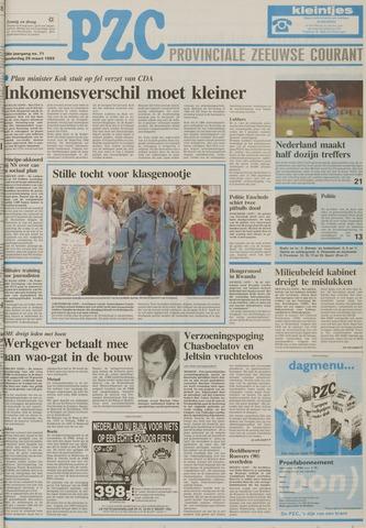Provinciale Zeeuwse Courant 1993-03-25