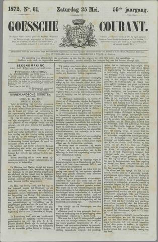 Goessche Courant 1872-05-25