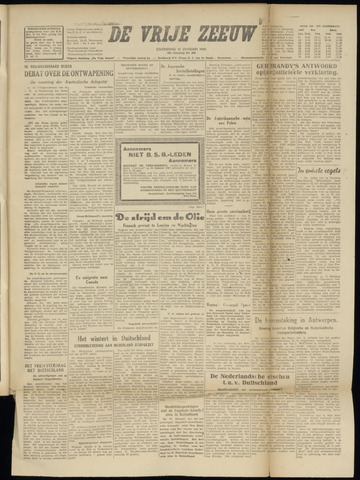 de Vrije Zeeuw 1947-01-11